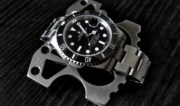 Rolex Submariner and Titanium Brass Knuckles /// Vinjatek