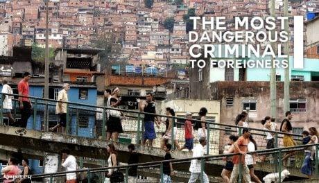 The Most Dangerous Criminal to Foreigners /// Vinjatek