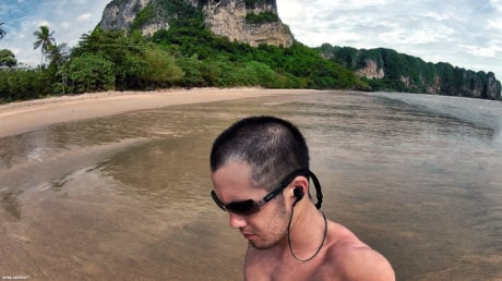 Railay Beach, Krabi, Thailand /// Vinjatek