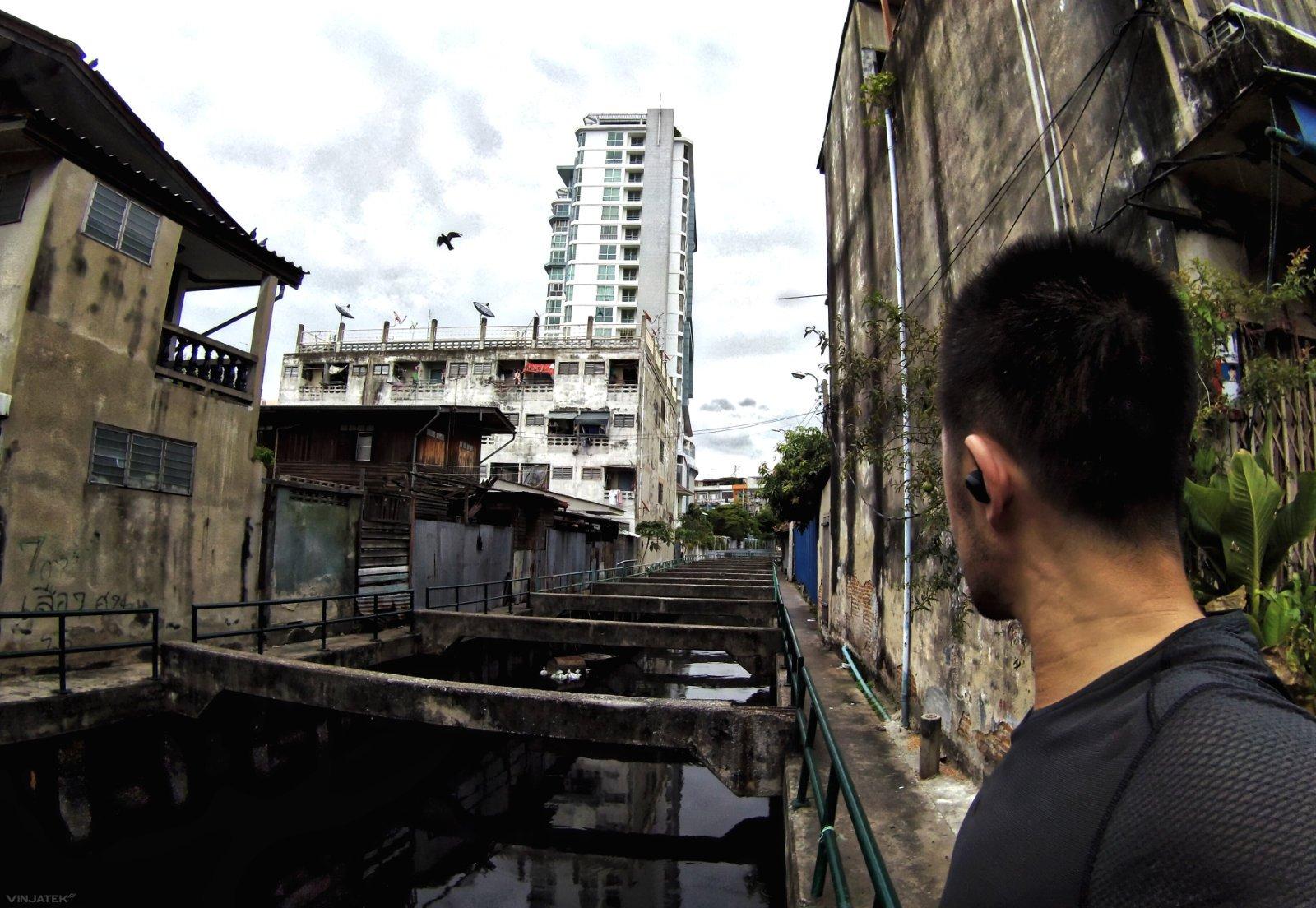 URBEX: Canals of Bangkok, Thailand /// Vinjatek
