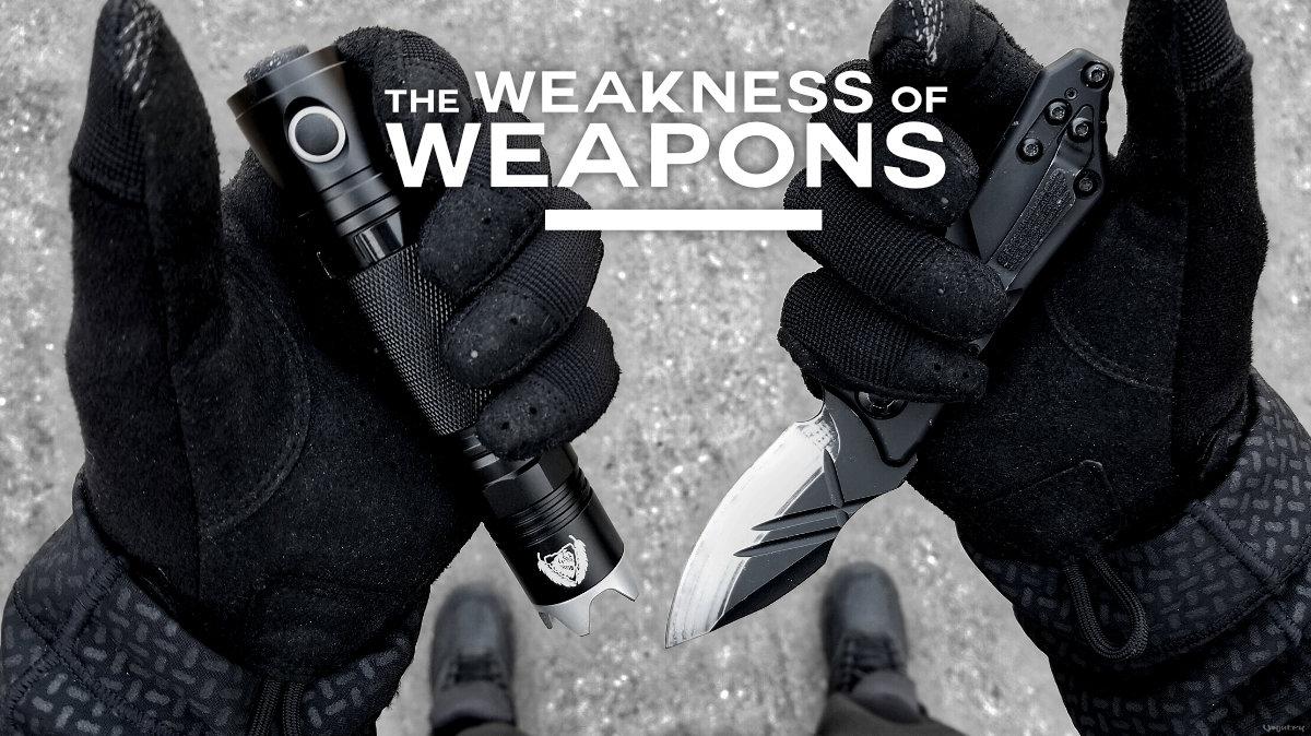 The Weakness of Weapons /// Vinjatek