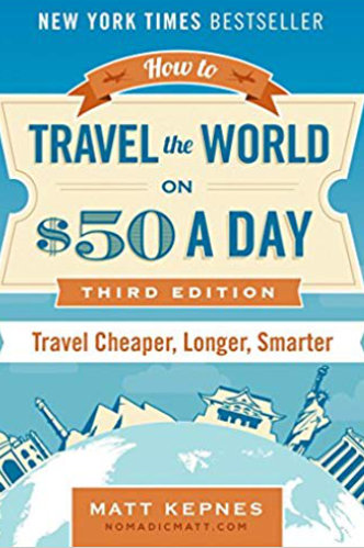 Vinjatek Books /// Travel The World On $50 a Day