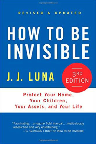 Vinjatek Books /// How To Be Invisible
