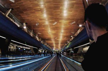 Hamad International Airport in Doha, Qatar /// Vinjatek