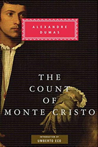 Vinjatek Books /// The Counte of Mountie Cristo