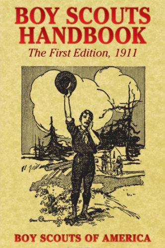 Vinjatek Books /// Boy Scouts Handbook