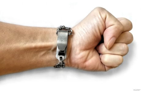 Covert SERE Escape Survival Bracelet /// Vinjatek