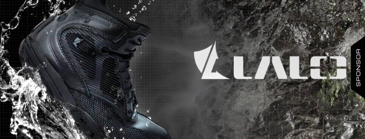 TAGSPN /// LALO Tactical Footwear