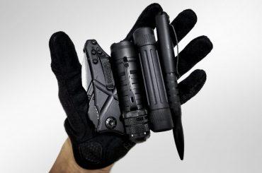 Dark Urban Essentials EDC Kit /// Vinjatek