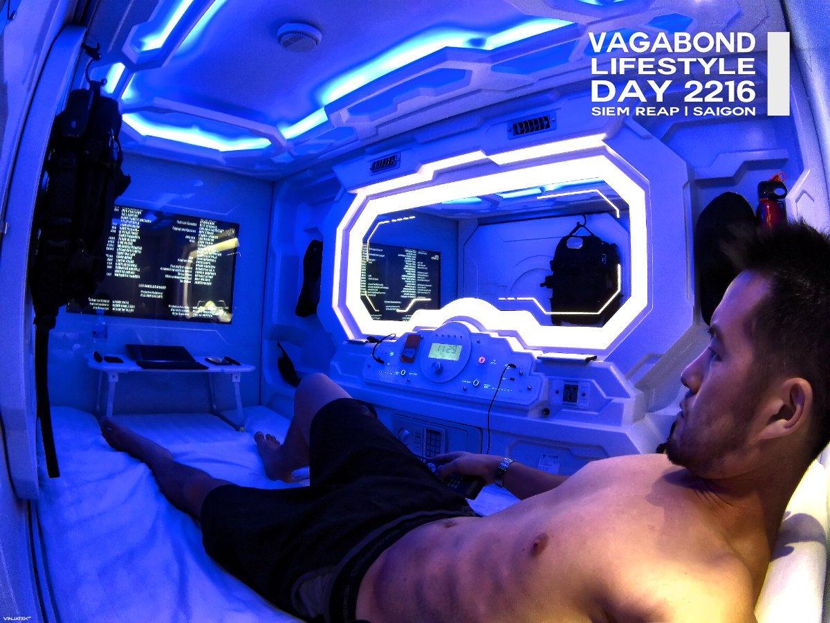 Vagabond Lifestyle: Day 2216 /// Vinjatek