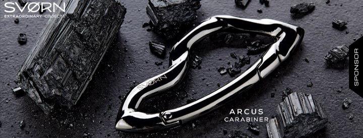TAGSPN /// Svorn Arcus Carabiner