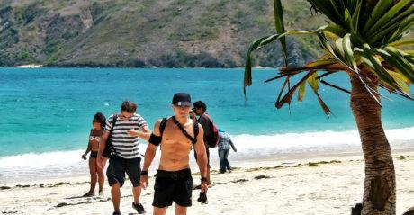 Kuta Beach Lombok Island Indonesia /// Urban Survival Guide and Tradecraft by Vinjatek
