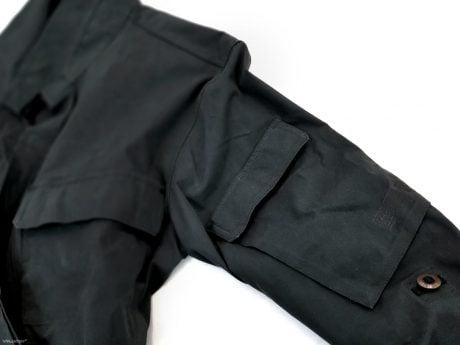 The Vollebak Planet Earth Shirt: Arm Pocket /// Vinjatek