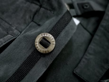 The Vollebak Planet Earth Shirt: Shatterproof Corozo Nut Buttons /// Vinjatek