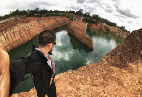 The Grand Canyon of Chiang Mai, Thailand /// Vinjatek