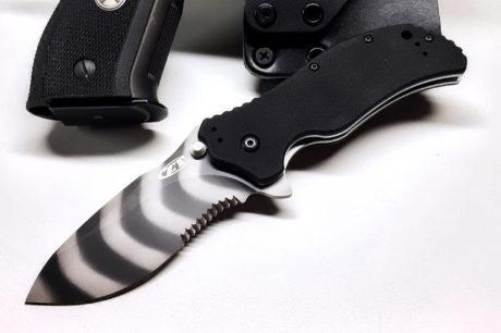 Gear Shop /// Zero Tolerance 0350TSST Knife