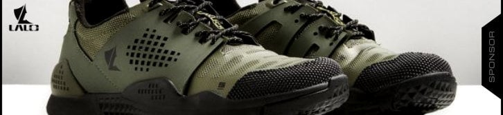 SPN /// LALO Tactical Bloodbird Sneakers