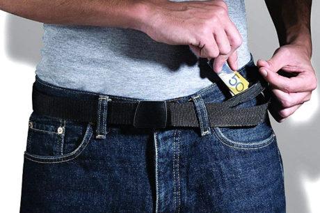 Gear Shop /// Pacsafe Cashsafe Anti-Theft Belt