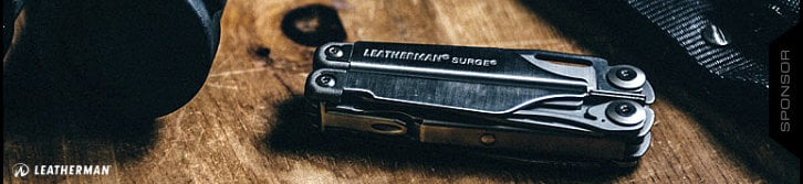 SPN /// Leatherman Surge MultiTool