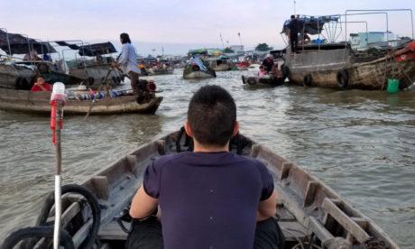 Mekong Delta Tour in Vietnam /// Vinjatek