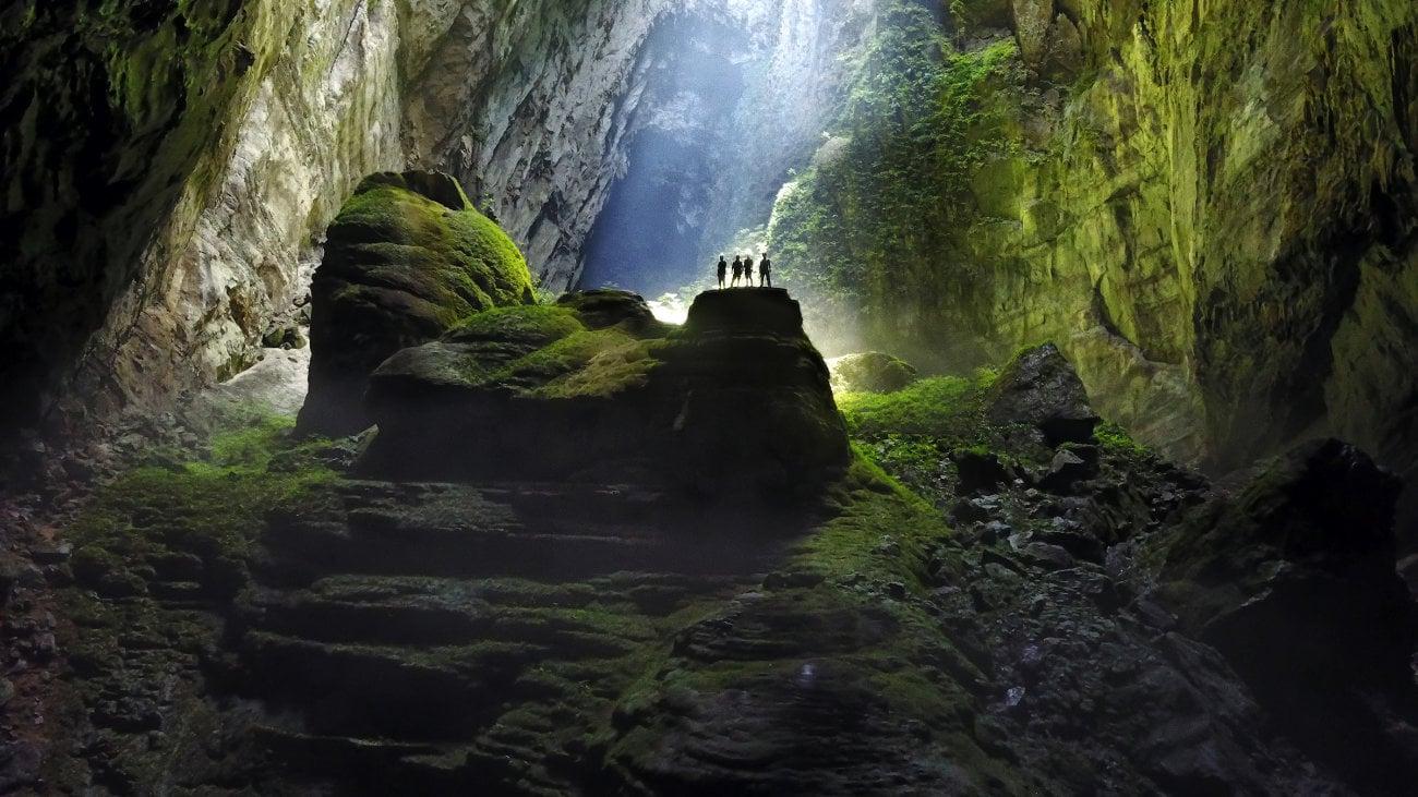 Hang Son Doon Cave in Vietnam /// Vinjatek