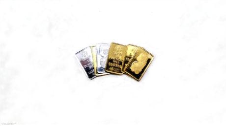 Gold Bullion for Urban Survival and Bartering /// Vinjatek
