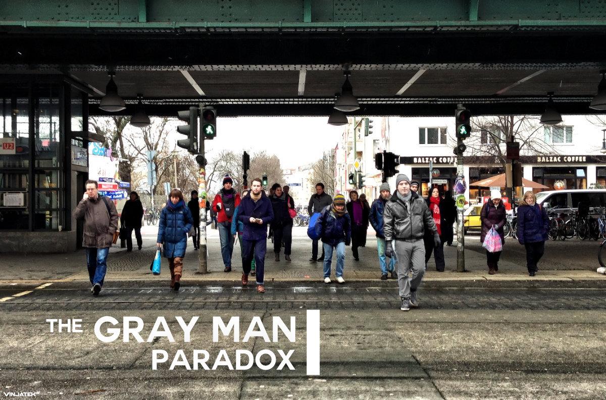 Gray Man Survival : Paradox /// Vinjatek