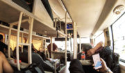 Southeast Asia Sleeper Bus Ride in Cambodia, Vietnam, Thailand, Laos /// Vinjatek