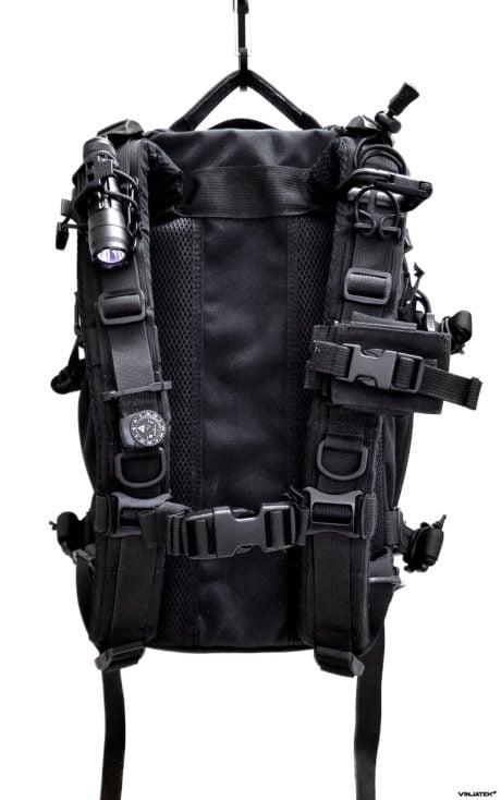 Triple Aught Design FAST Pack Scout Strap Setup /// Vinjatek