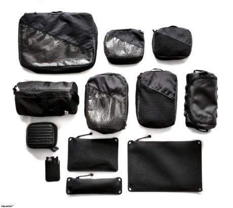 Vagabond Packing Cube System /// Vinjatek