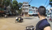 Biking in Can Tho, Vietnam /// Vinjatek