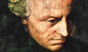 Immanuel Kant Portrait /// Vinjatek