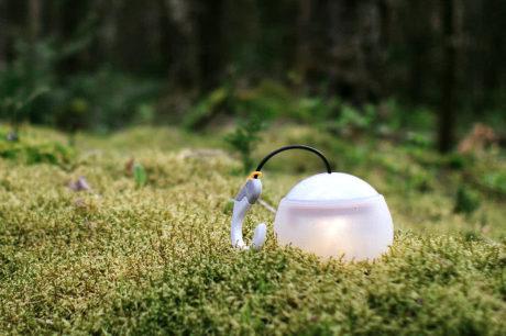 Snow Peak Hozuki Lantern /// Vinjatek