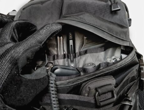 FAST Pack Scout VX42 Black Admin Pocket /// Vinjatek