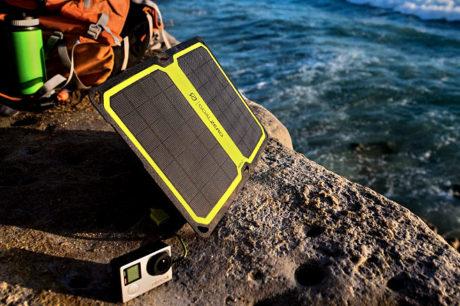 Goal Zero Nomad 7 Plus Solar Panel /// The Gear List