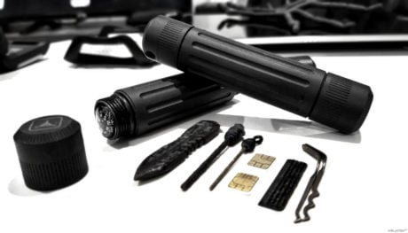 Covert Operative EDC Kit // Triple Aught Design Life Capsule Omega