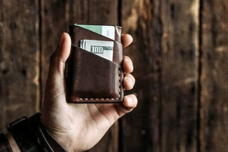 Craft and Lore Port Wallet /// Vinjatek