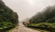 No Man's Land between Laos and Vietnam /// Vinjatek