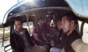Tuk-Tuk Ride Through Vientiane, Laos /// Vinjatek