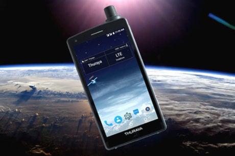 Thuraya X5 Touch Satellite Phone /// The Gear List