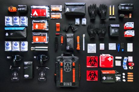 RINO Companion: Survival System Kit /// The Gear List