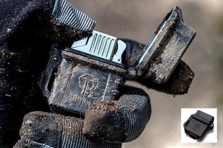 THYRM PyroVault Lighter Armor /// Vinjatek