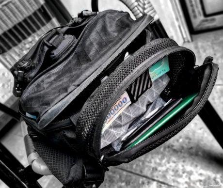 Triple Aught Design FAST Pack Scout Pouch Mod /// Vinjatek