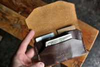 Craft & Lore Enfold Wallet /// The Gear List