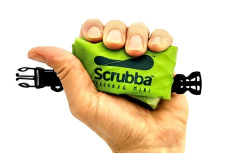 Scrubba MINI: Washing Machine /// The Gear List