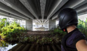 Urban Survival Skills Under a Bridge in Danang, Vietnam /// Vinjatek URBEX
