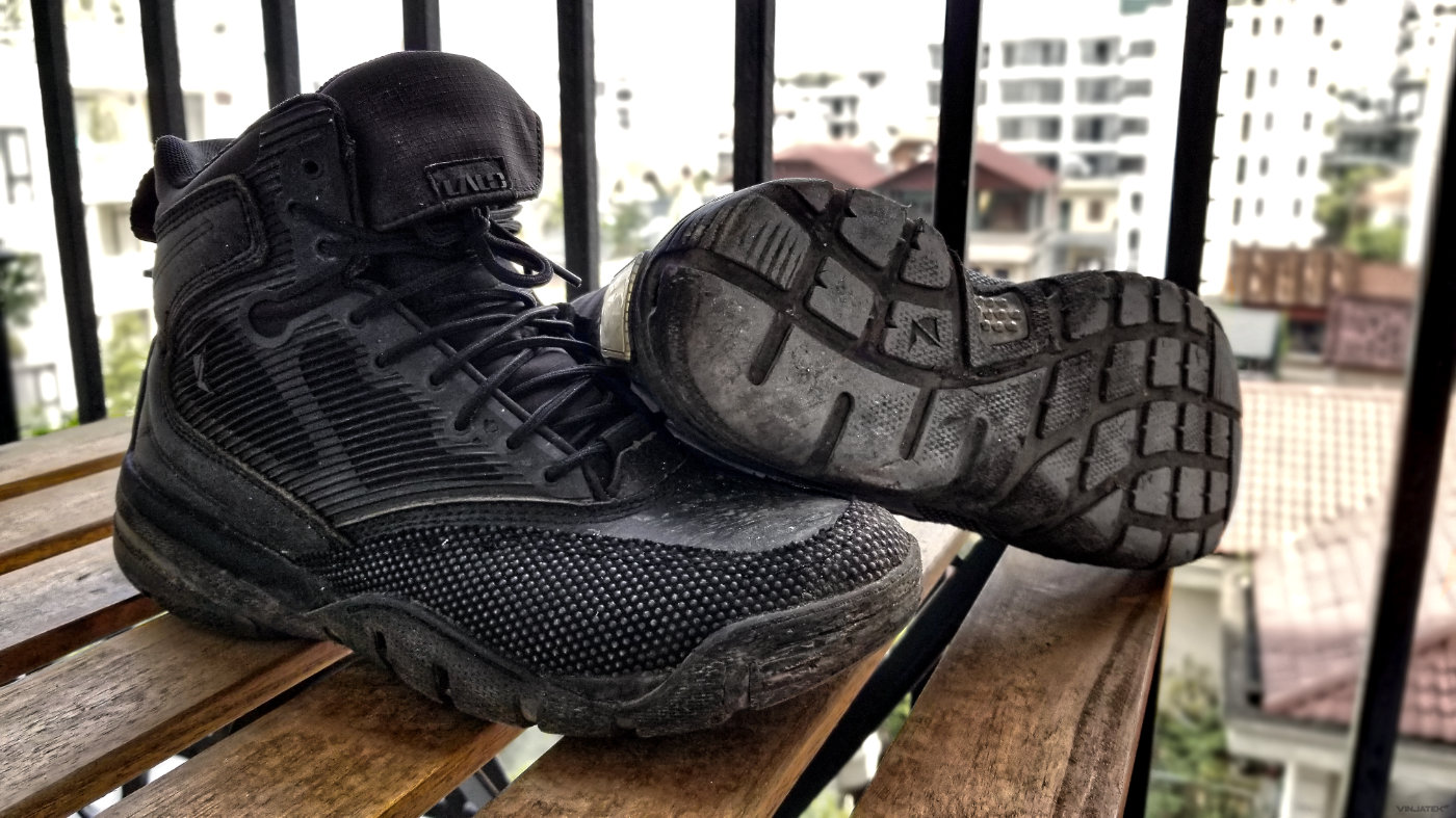 LALO Shadow Amphibian Boots Wear and Tear /// Vinjatek
