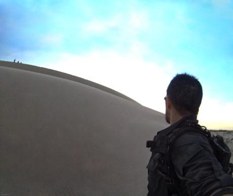 Sand Dunes of Mui Ne, Vietnam /// Vinjatek