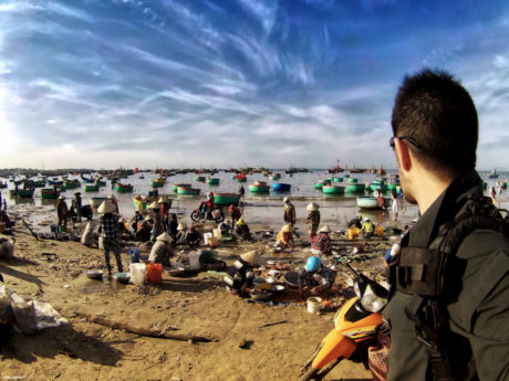 Mui Ne Fishing Village Beach /// Vinjatek