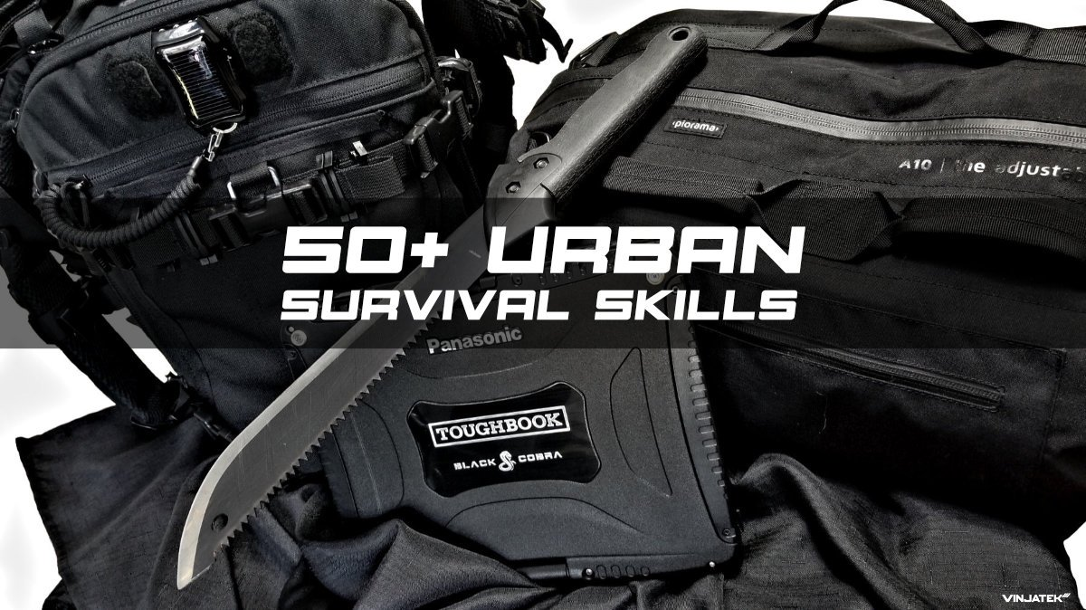 Urban Survival Skills and Training /// Vinjatek